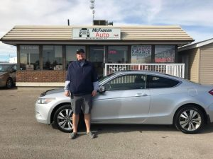 Derek - 2008 Honda Accord EX