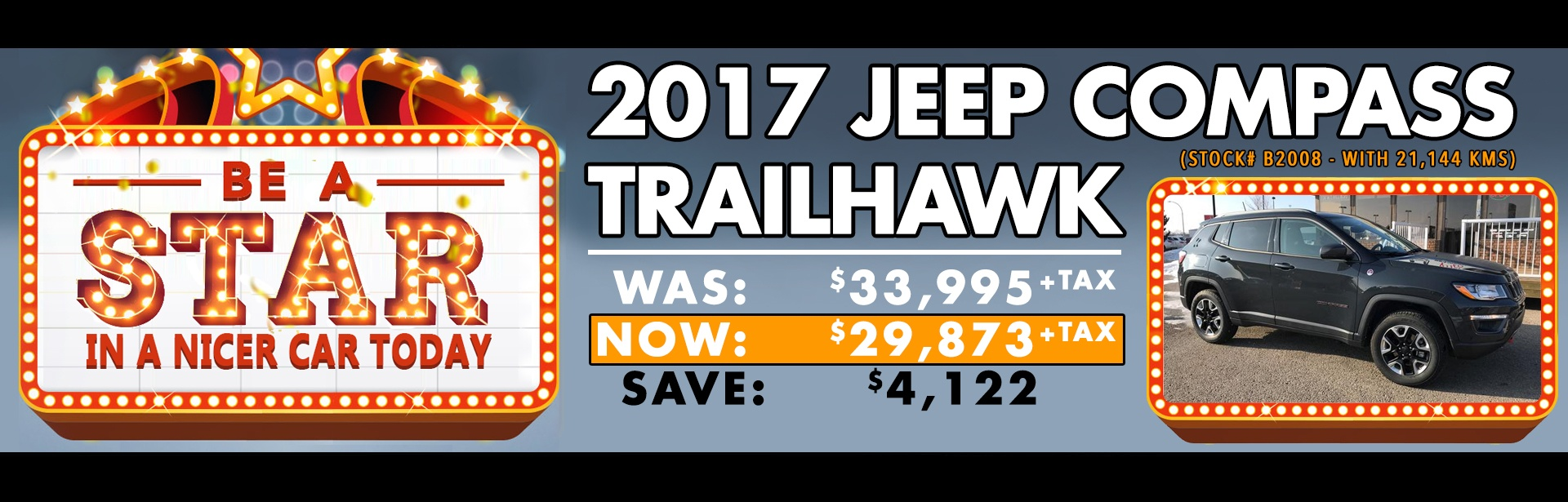 Be-a-star-B2008-2017-Jeep-Compass-Trailhawk-June-2018-Was-Now